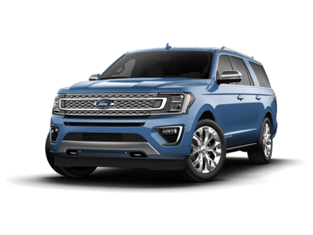 2019 Ford Expedition Max Platinum Sport Utility